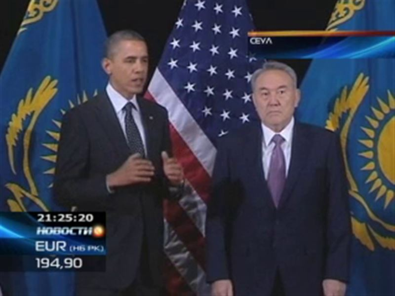 Барак Обама пойдёт на выборы с тумаром