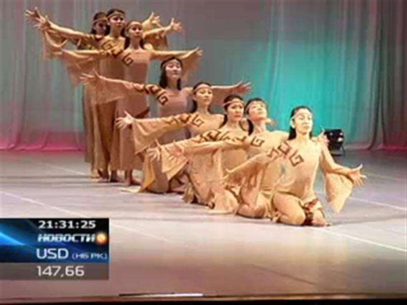 В Алматы настоящий праздник молодого балета