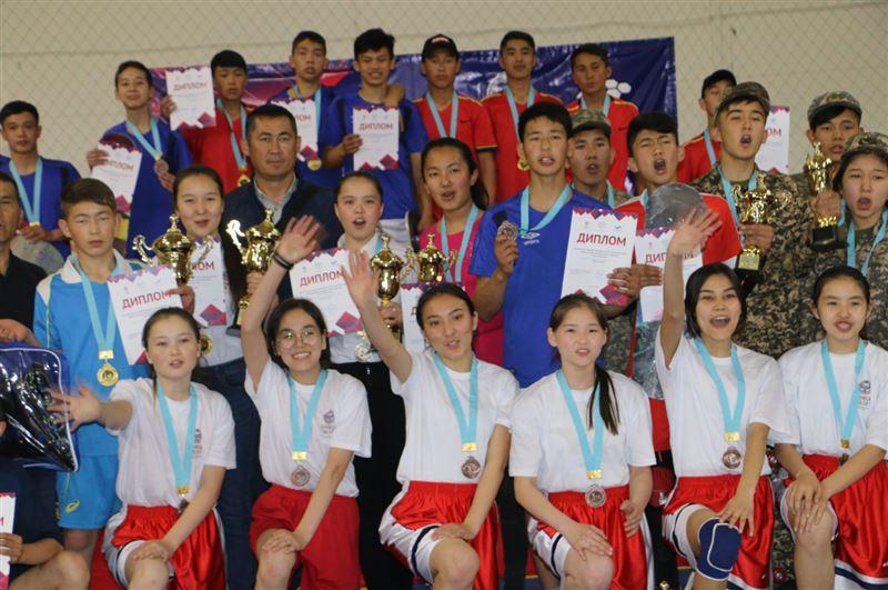 Самая масштабная школьная спартакиада «SportFEST Kazakhstan» охватила 13 регионов Казахстана