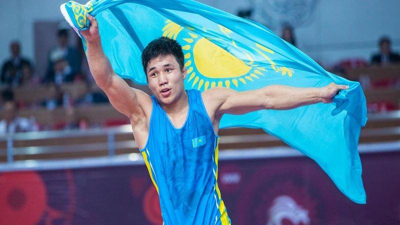 Данияр Қайсанов Азия чемпионы атанды