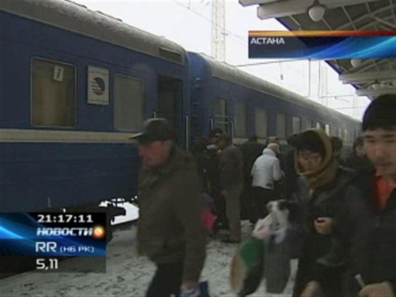 C 1 апреля на десять процентов подорожают железнодорожные билеты