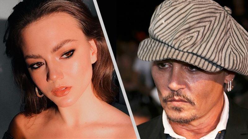 СМИ: Джонни Депп собирается взять в жены 20-летнюю россиянку