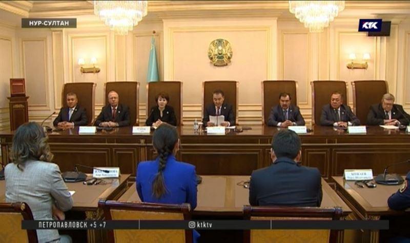 ЦИК окончательно утвердил кандидатуру Токаева на пост президента