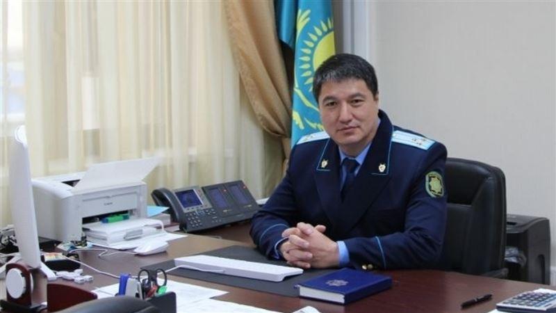 Бауыржан Мырзакеров назначен прокурором Нур-Султана