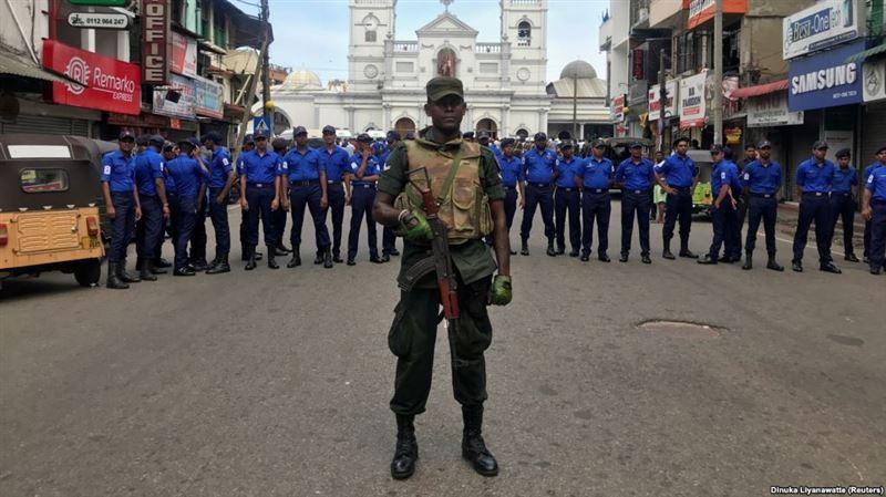Тысячи военных охраняют мечети на Шри-Ланке