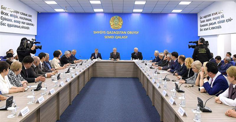 Токаев заявил, что строительство АЭС не начнется без учета мнения казахстанцев