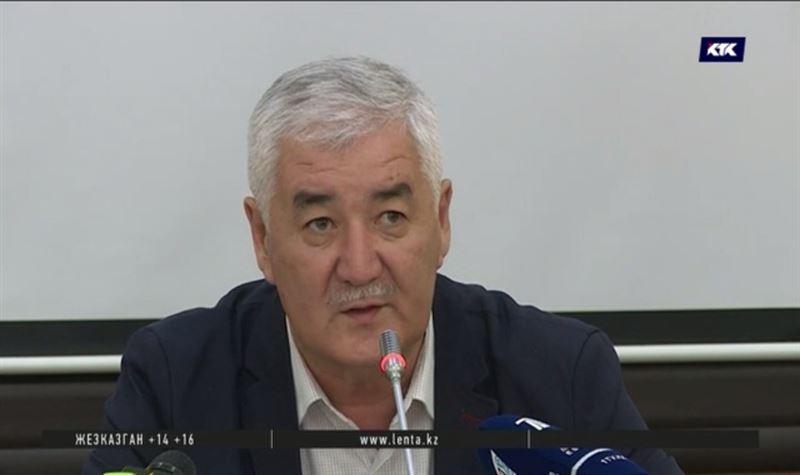 Амиржан Косанов заявил, что принимает предвыборный бой
