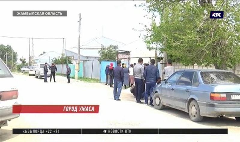 В Каратау вторые сутки ищут человека, который убил и сжёг второклассницу