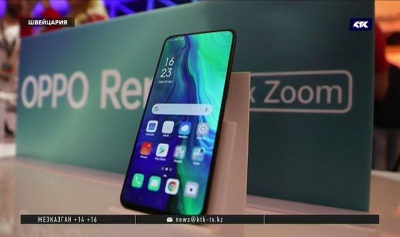 В Цюрихе прошла презентация уникальной модели смартфонов Орро Reno