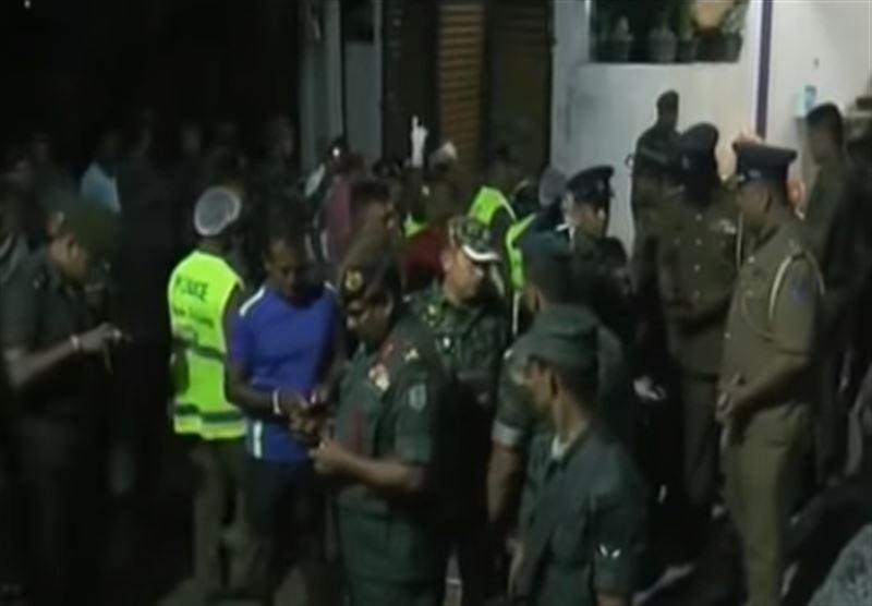 15 человек погибли на Шри-Ланке в результате взрывов