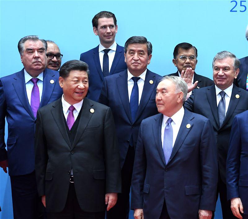 Елбасыпредложил новую геополитическую реальность «Три Д»