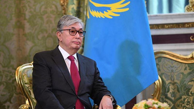 Президент Казахстана поздравил православных с Пасхой