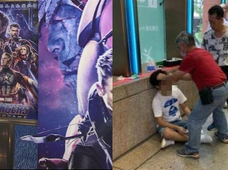 Фанаты «Мстителей» избили посетителя кинотеатра за спойлеры