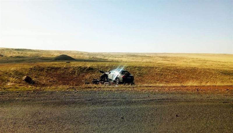 ШҚО-да жол апатынан 6 адам мерт болды