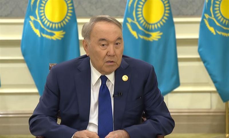 Интервью Назарбаева китайским СМИ — полное видео