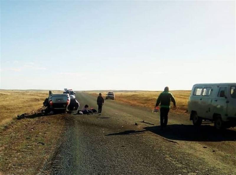 В ВКО на трассе погибли 6 человек