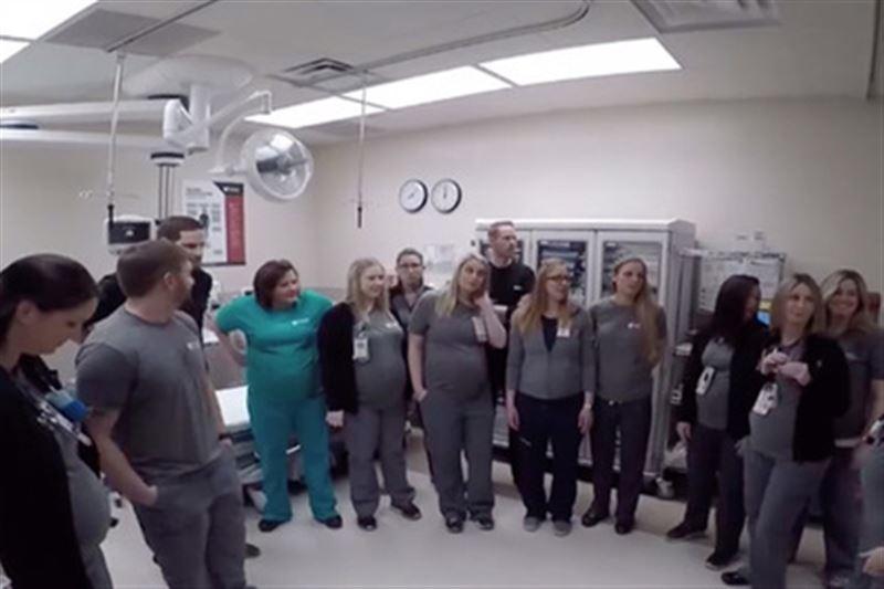19 медсестер одновременно забеременели в одной больнице