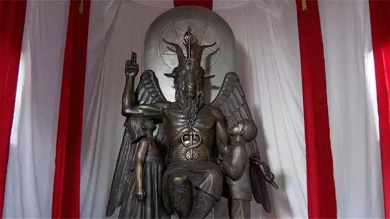 Сатанисты подали в суд на власти из-за отказа устанавливать их памятник в Массачусетсе