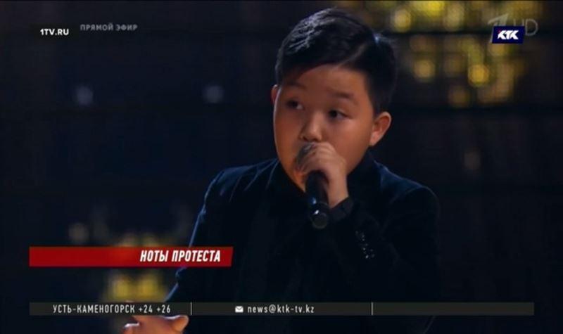 Казахстанца Ержана Максима, проигравшего в «Голосе», успокаивает Пугачёва и другие звёзды