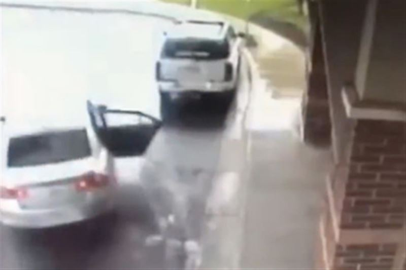 В США 8-летний ребенок спас сестру от нападения преступника