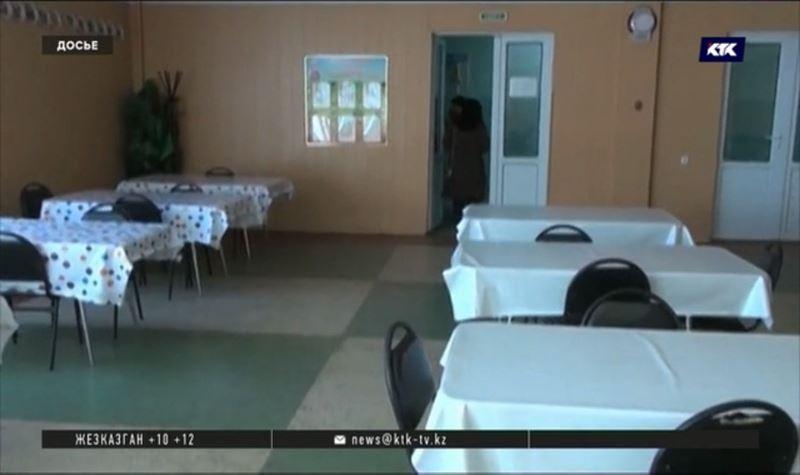 Носителями инфекции, вызвавшей массовое отравление школьников в Актобе, оказались сотрудники столовой