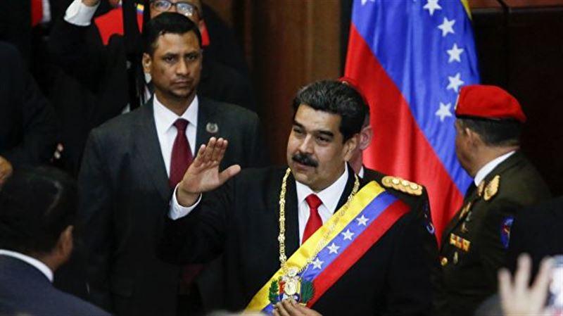 Президент Венесуэлы Мадуро обратился к нации
