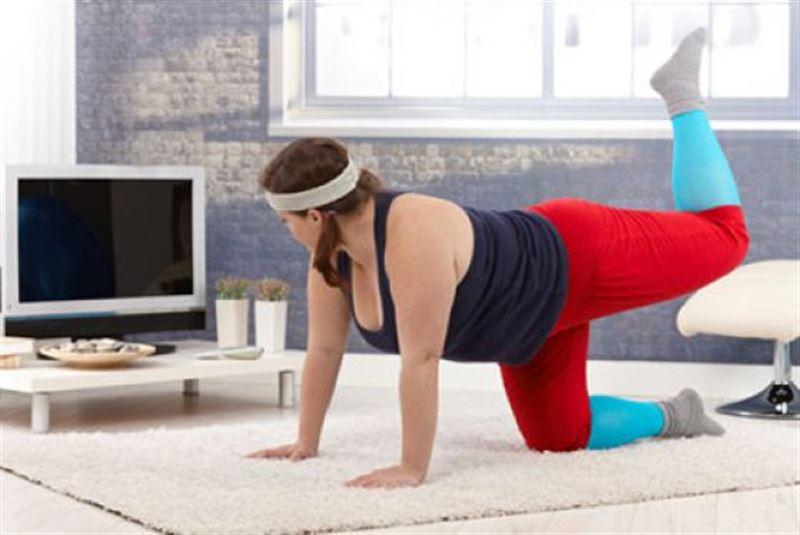 Витамин С частично заменяет спорт при похудении