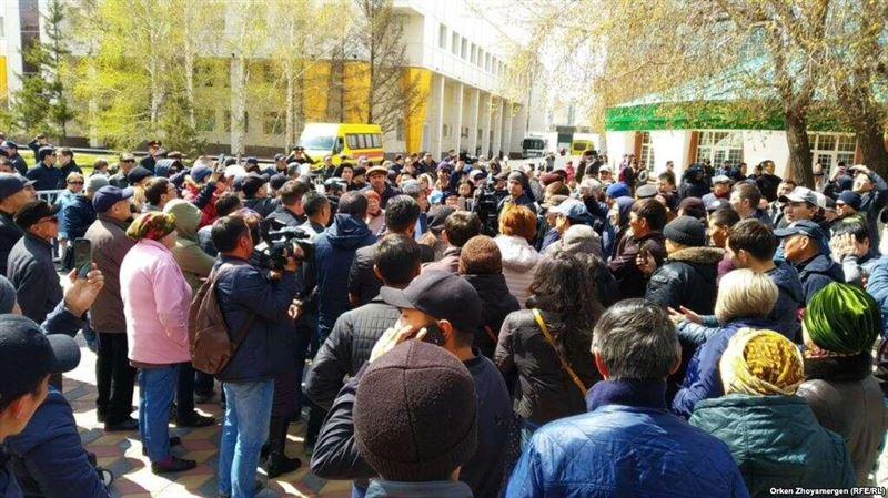 Қазақстанның 5 қаласында митинг өтті: ІІМ мәлімдеме жасады