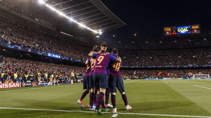 «Барселона» разгромила «Ливерпуль» в первом матче 1/2 финала ЛЧ