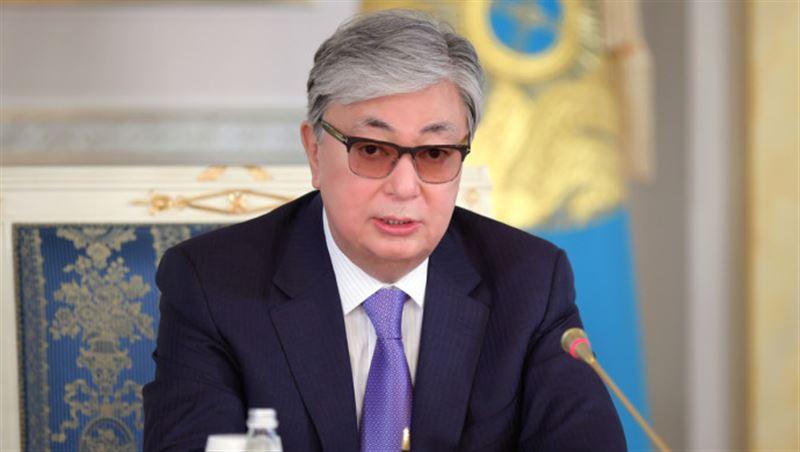 Токаев прибыл с рабочей поездкой в Талдыкорган
