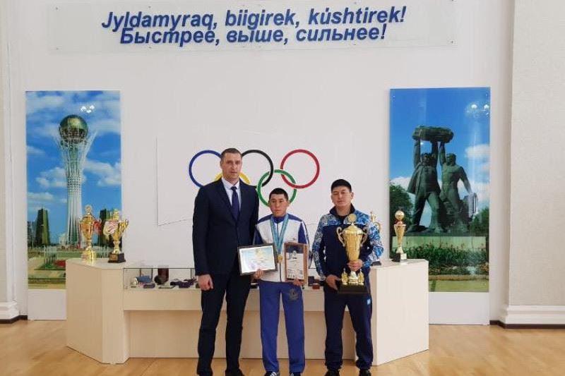 Қарағандылық спортшы аударыспақтан Азия чемпионы атанды