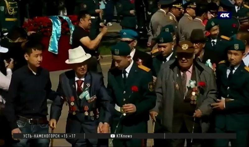 Власти Казахстана готовятся к чествованию ветеранов Великой Отечественной войны