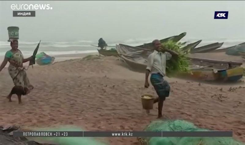 Супертайфун«Фани» обрушился на Индию