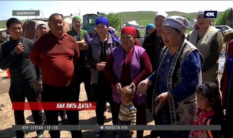 «Собираем дождевую»: частный сектор Шымкента учится жить без воды