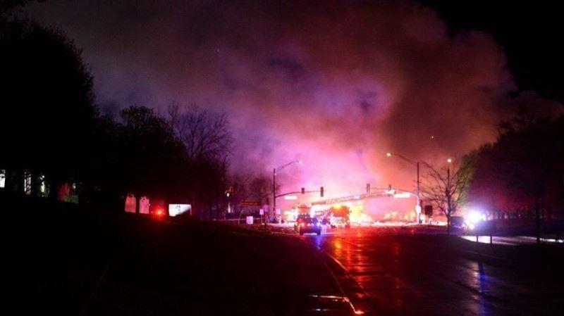 Взрыв на химическом заводе в США: количество погибших увеличилось до двух