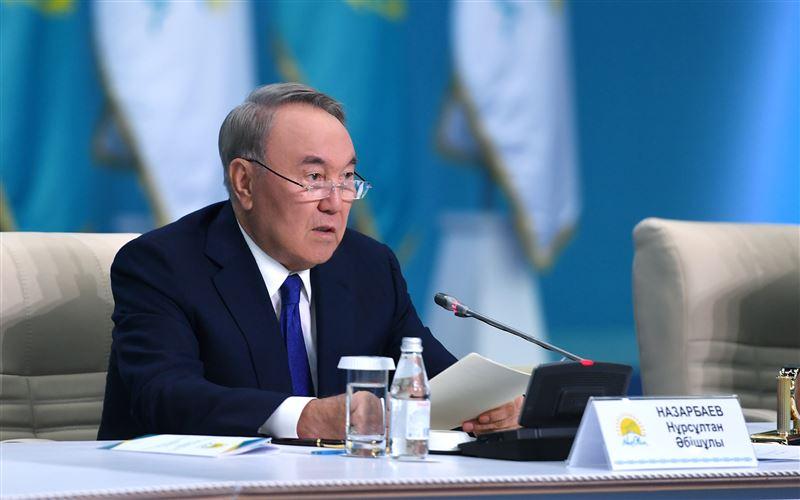 Елбасы Нурсултан Назарбаев выразил соболезнования президенту России