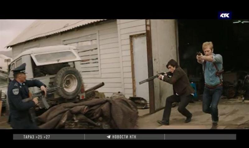 Каскадёр из «Мстителей» ставил трюки в казахстанском боевике «Кровавый транзит»
