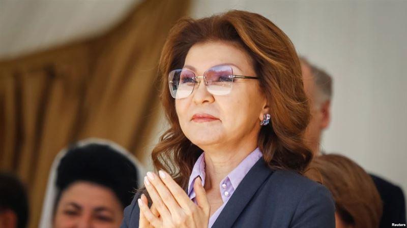 Дарига Назарбаева отмечает свой день рождения