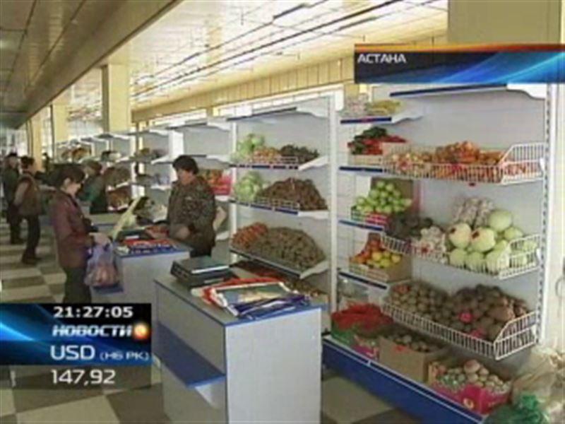 За последний год в Казахстане на 5% подорожали продовольственные товары