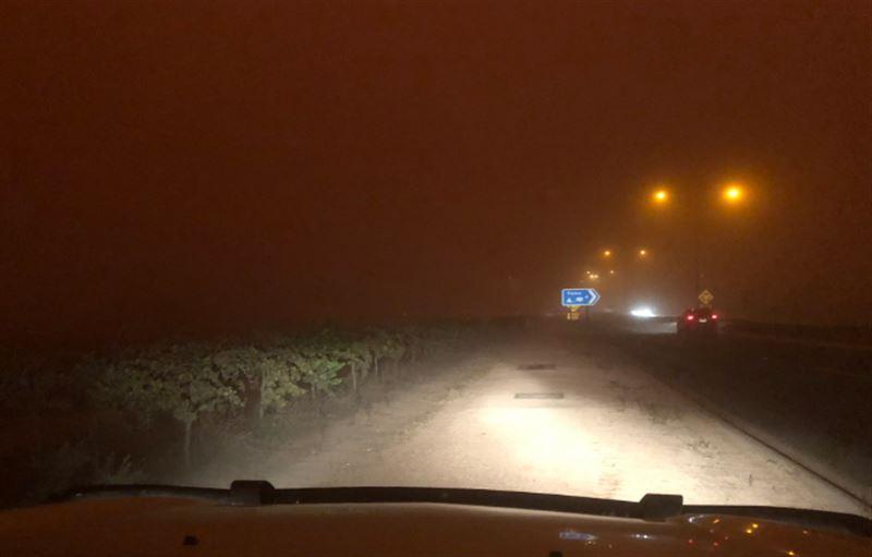 Мощная песчаная буря обрушилась на юго-восток Австралии