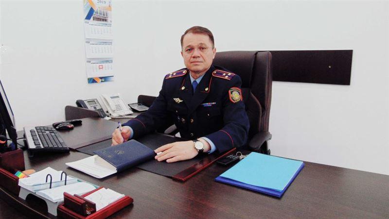 Назначен первый заместитель КУИС МВД РК