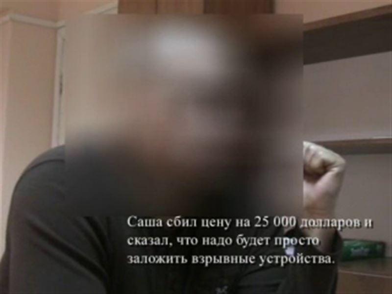 Новые подробности в деле о терактах в Алматы