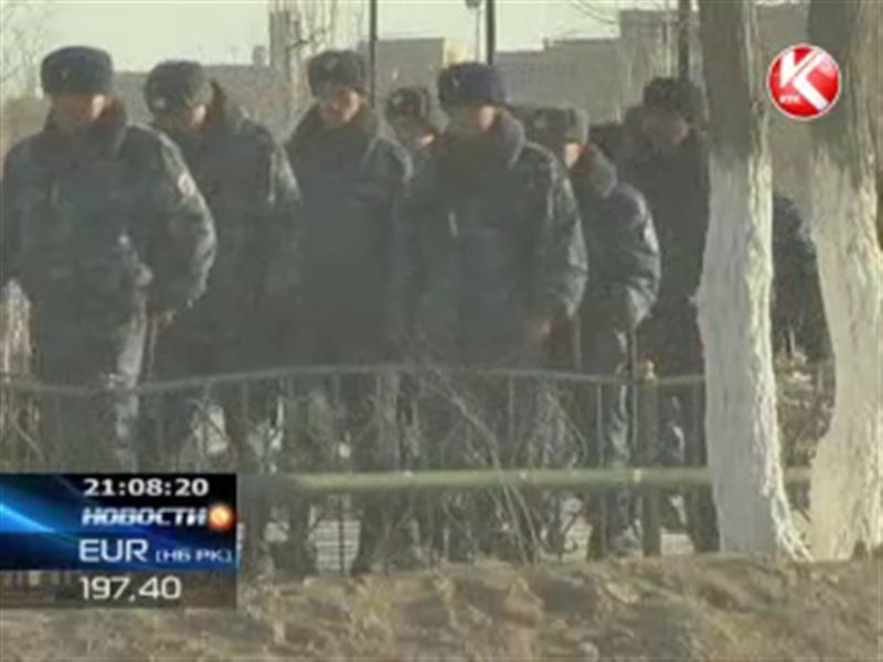 Подозреваемых в коррупции сотрудников Внутренних войск отстранили от занимаемых должностей