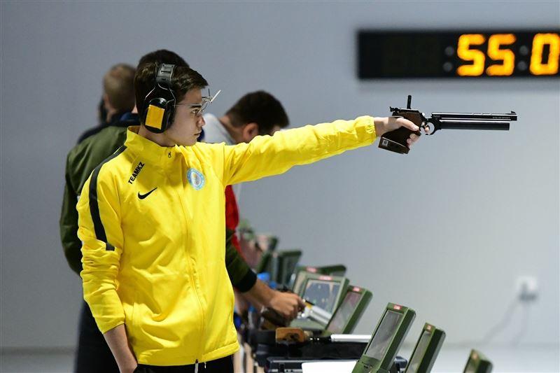 Нысана көздеуден Қазақстан командасы Германияда 5 медаль жеңіп алды