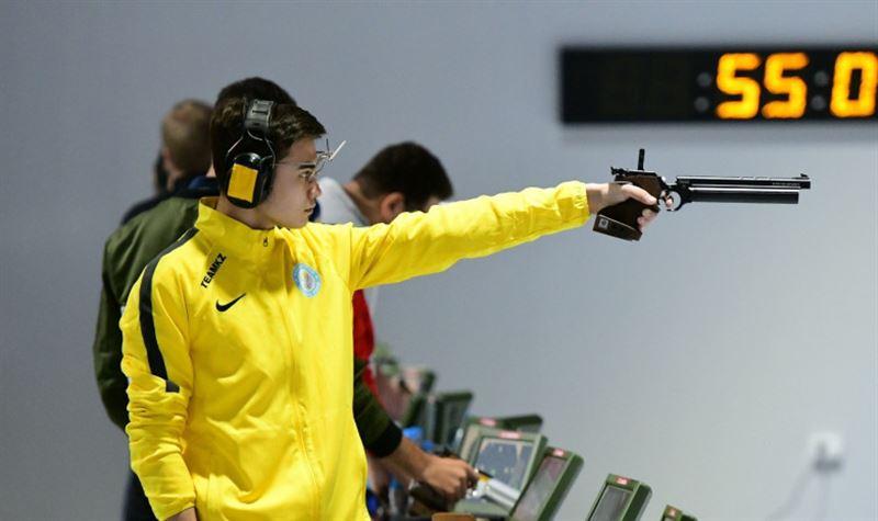 Казахстанцы стали обладателями 5 медалей международного турнира