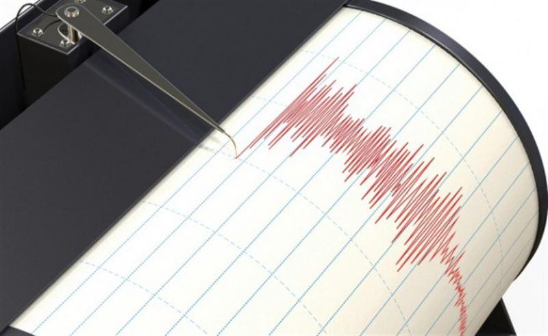 В Алматинской области зафиксировано землетрясение магнитудой 5,2