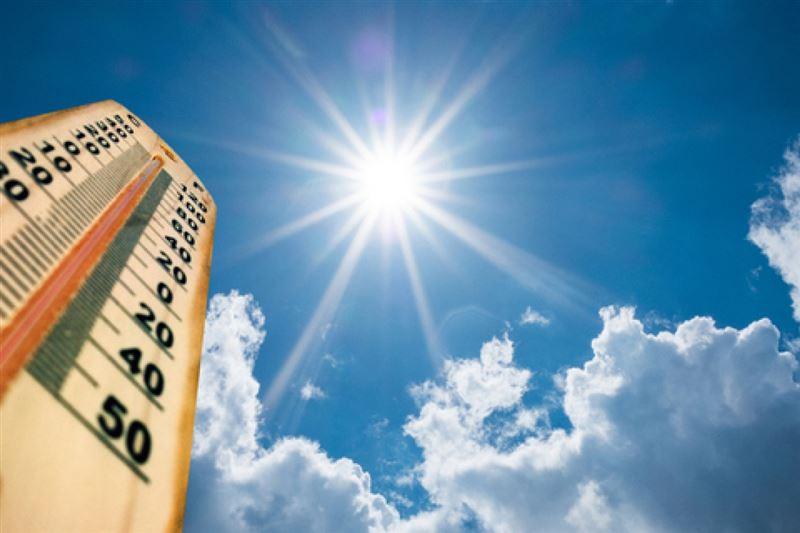Прогноз погоды в Казахстане на 12 мая