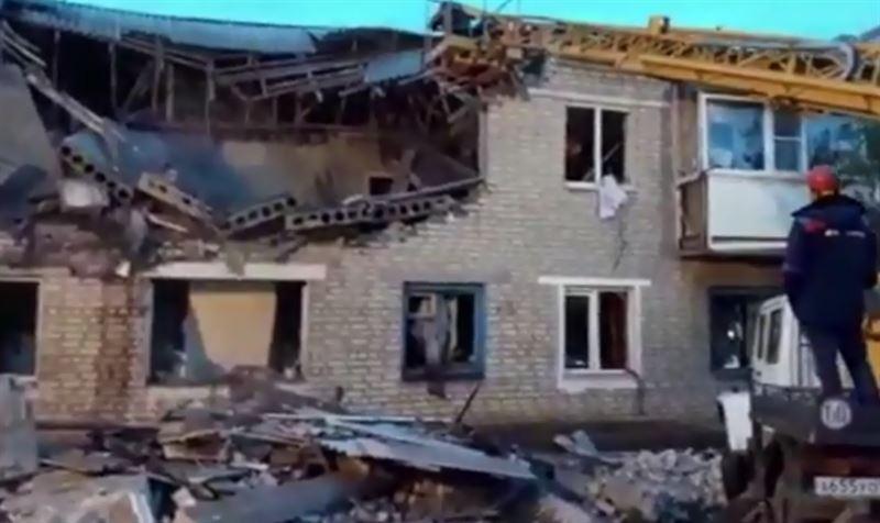 Взрыв прогремел в жилом доме Ростовской области. Есть жертвы