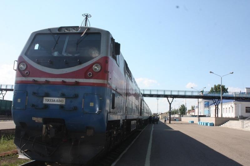 Запускаются дополнительные поезда до озера Алаколь