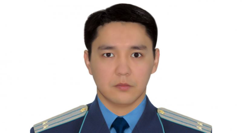 Прокурором города Байконура назначен Нуржан Рахметов